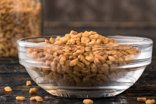 9 home remedies for long and strong hair fenugreek seeds
