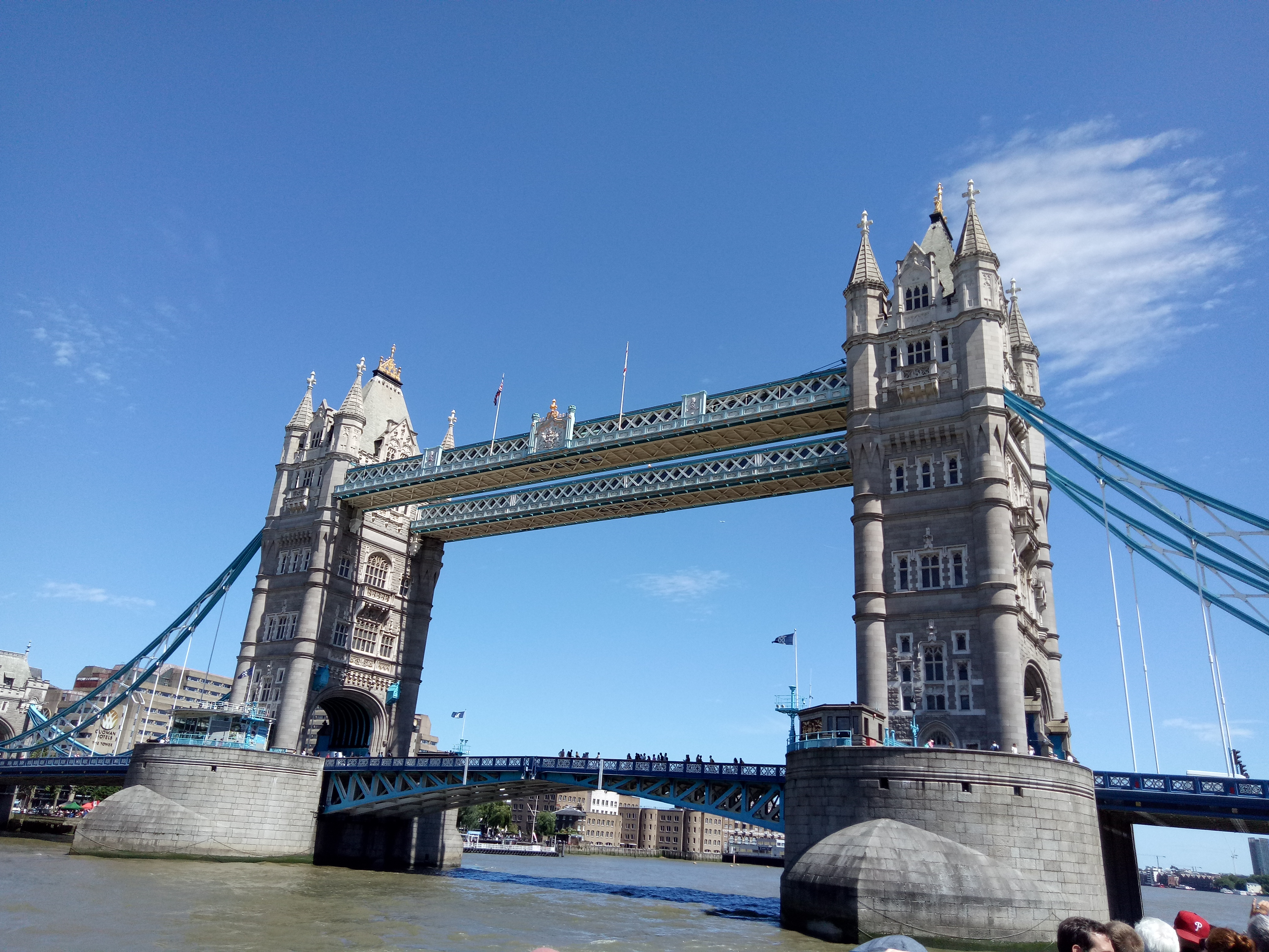 5 things to do in london - tower bridge