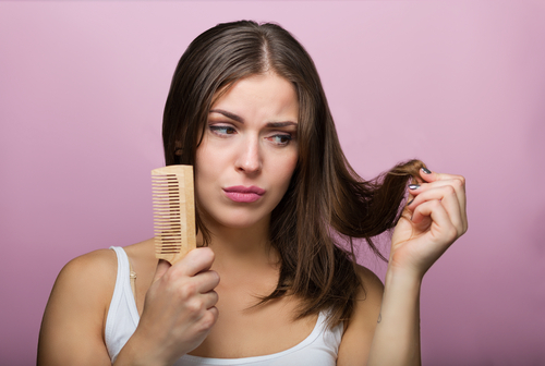 1 oiling your hair