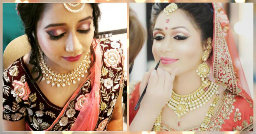 Fabulous Indian bridal makeup trends that any bride can carry off like a PRO.