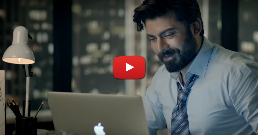 A Heartwarming Story: This *New* Fawad Khan Ad Is SO Beautiful!