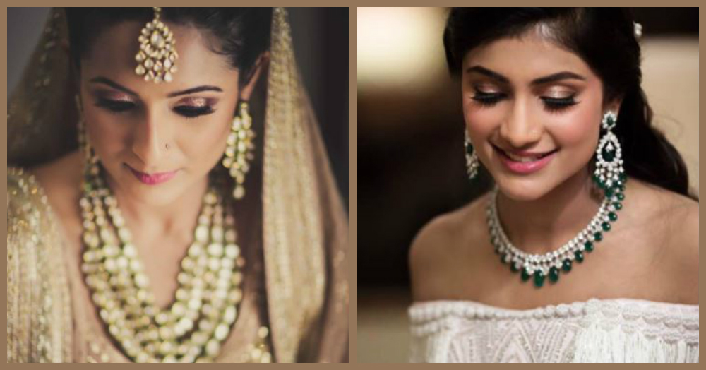 10 Stunning Sangeet Makeup Ideas From Real Brides!