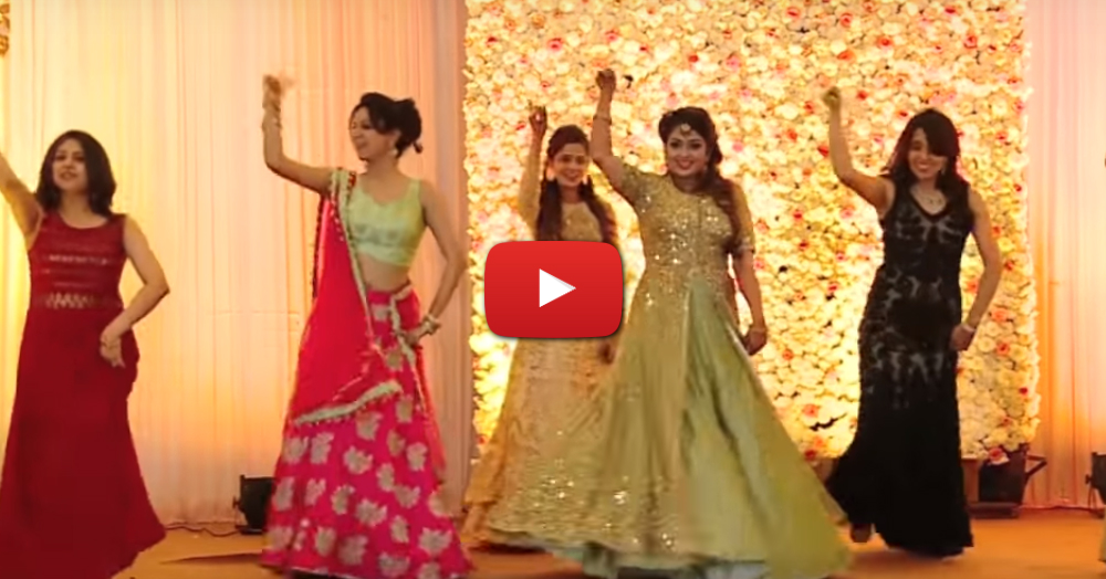 Dear BFFs, Can We Please Dance Like THIS On My Shaadi?!