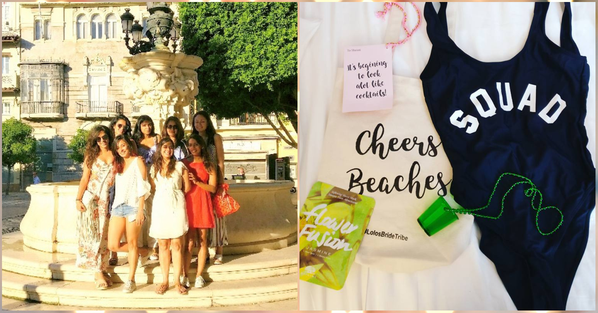 This Bachelorette Trip To SPAIN Will Give You Major #SquadGoals!