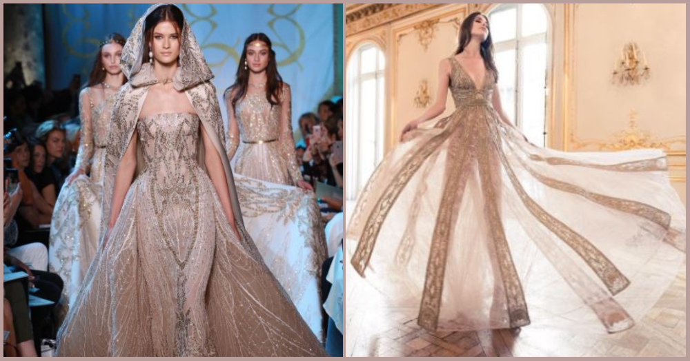 10 Gowns From PFW That Will Give You Major *Princess* Feels!