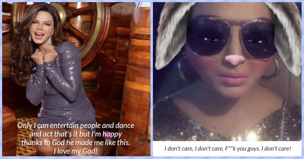 Rakhi Sawant's Posts Are The Self-Confidence Lessons You Need!