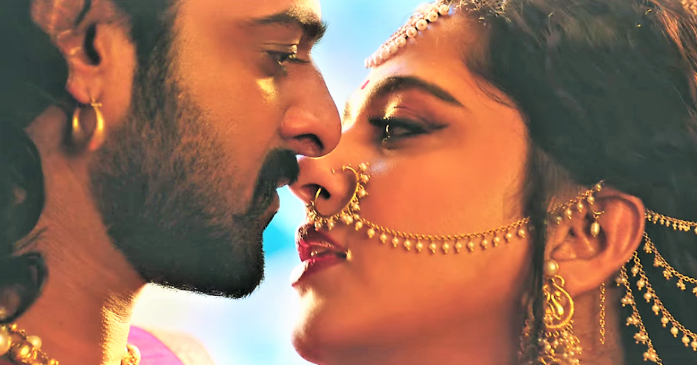 We May Not See The 'Baahubali' Couple Together In 'Saaho'?!
