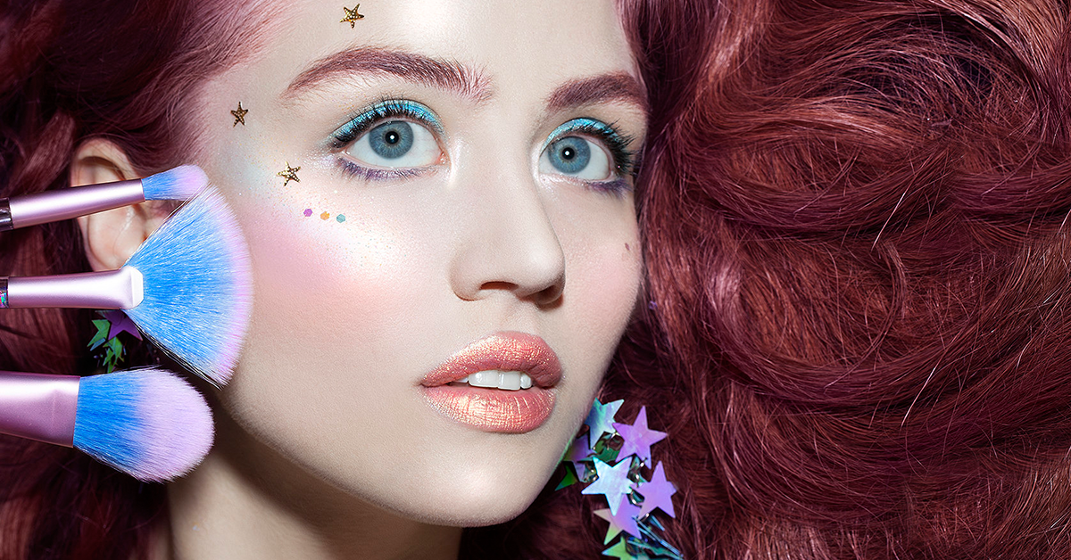This Mermaid Makeup Collection Is SO Dreamy - Get It NOW!