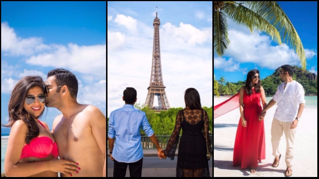 This Gorgeous Couple Travels For A Living & We're SO Jealous!
