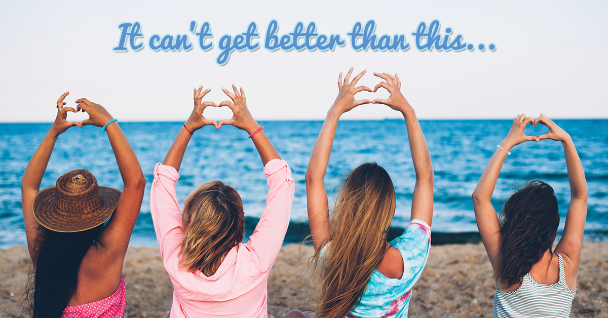 Vacay With Your BFFs Is Gonna Get A Lot More *Fun* & Here's How!