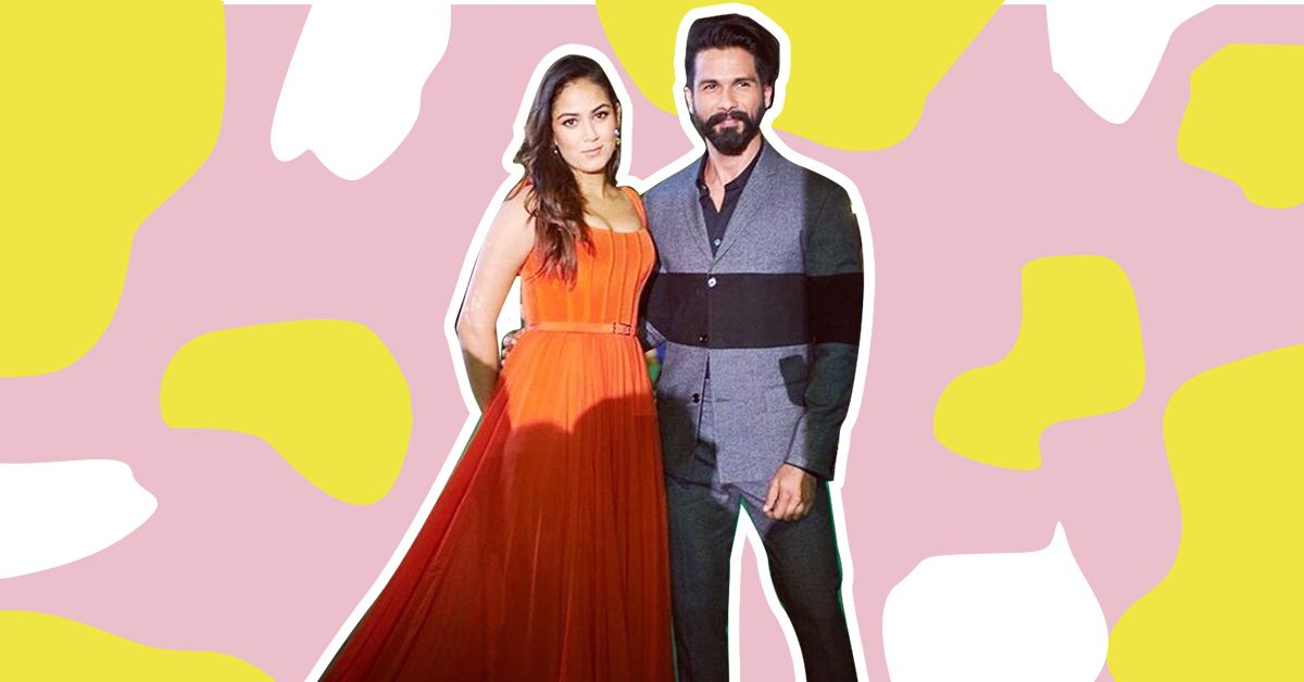 Shahid & Mira At IIFA Are All The #MarriageGoals You Need!