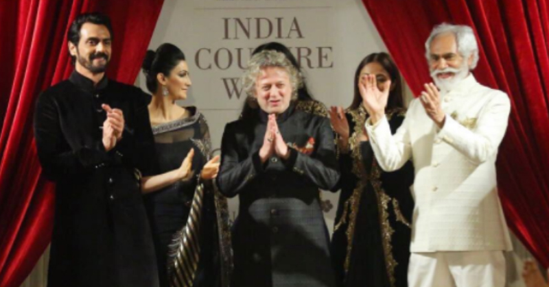 Arjun Rampal & Rohit Bal Had Us Go *Wow* At India Couture Week