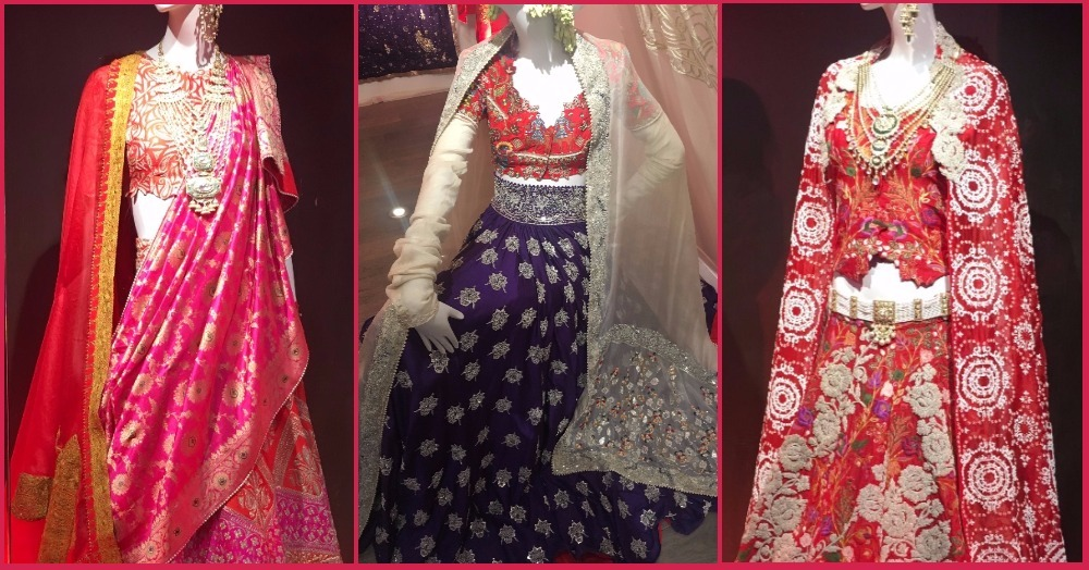 Calling All Brides-To-Be: 3 Pretty Trends From Anamika Khanna!