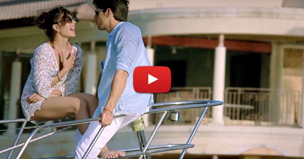 Sidharth & Jacqueline's Chemistry Is *Sizzling* In This New Song