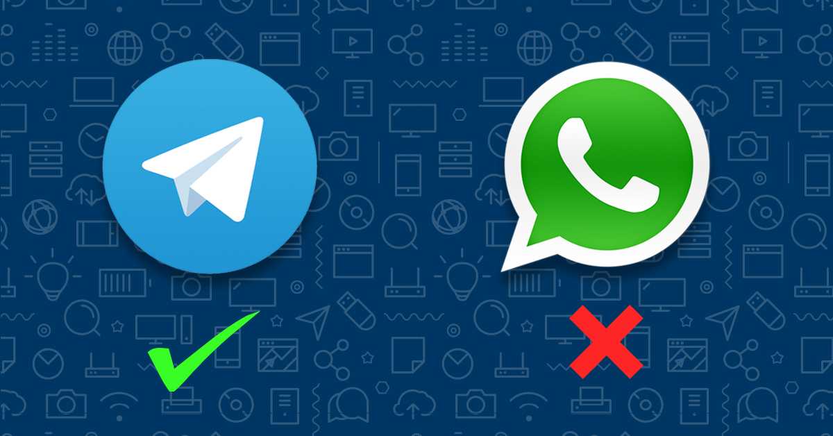 Move Over WhatsApp - 9 Reasons To Be On *Telegram* Instead!
