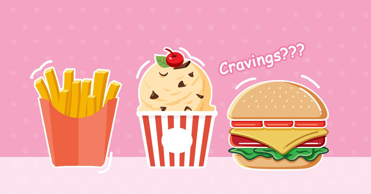 Unhealthy food cravings? These tips are PERFECT for you!