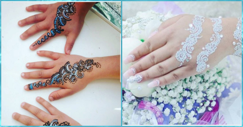 Will You Try This New *Glitter* Mehendi At Your Shaadi?