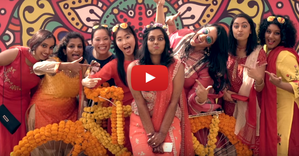 Dear BFF, This Is How Much FUN We Should Have At Your Shaadi!