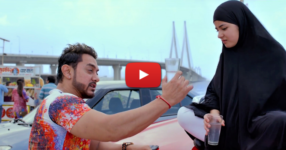 Aamir's New Movie Trailer Is Out & It's For EVERY Indian Girl!