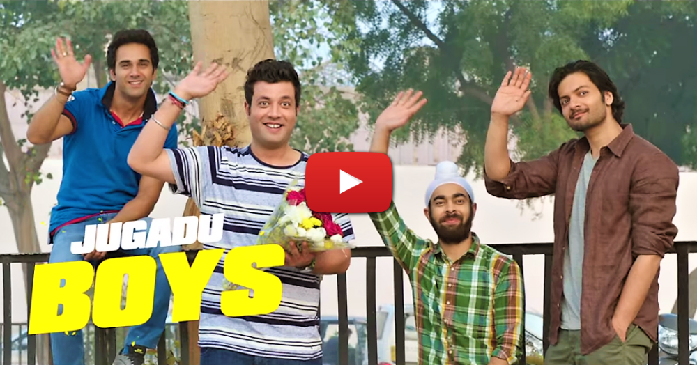 Fukrey Boys Are Back With The Sequel & It's SO Damn Funny!
