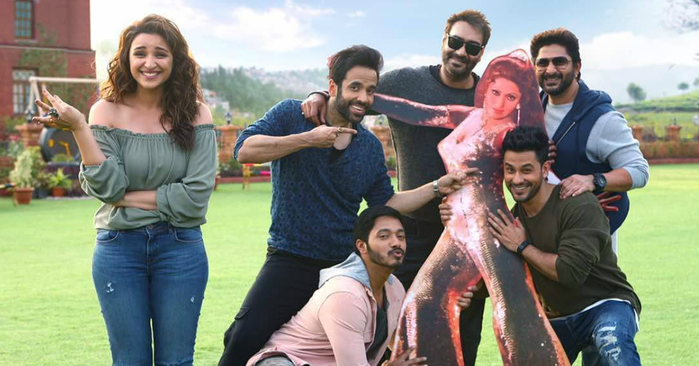 Fun Or Flop? The New Look Of 'Golmaal Again' Is Here!