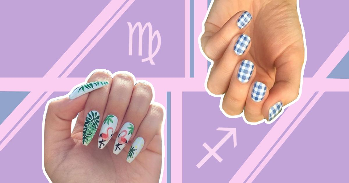 #ITList: The COOLEST Nail Art For Your Zodiac Sign!