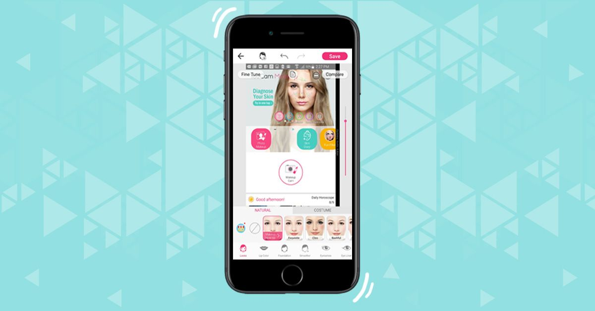 You Can Get Free Makeovers With THIS Beauty App!