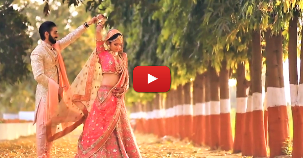 This Wedding Video Set To 'Kabira' Is So, SO Beautiful!