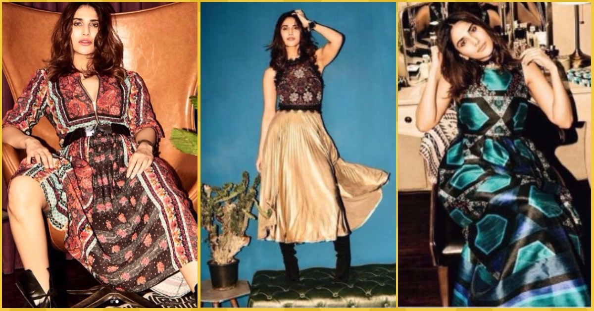 Vaani Kapoor Looks SO Hot In THIS New Collection!