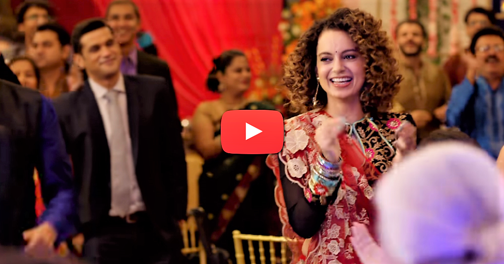Forget 'London Thumakda', Kangana Is Awesome In This New Song!