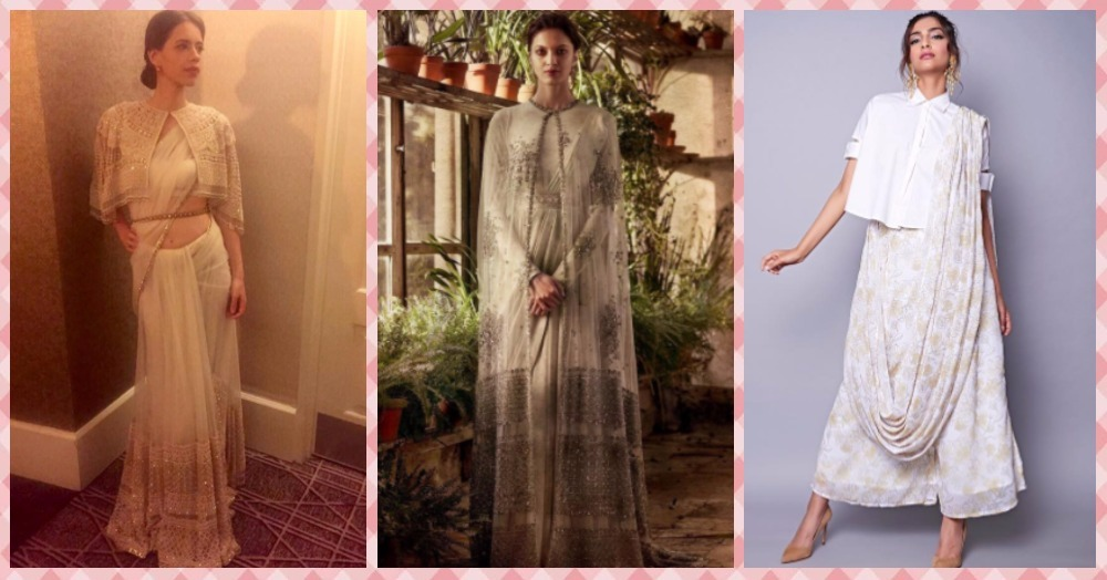 10 *New* Ways To Give Your Saree A Modern Twist!