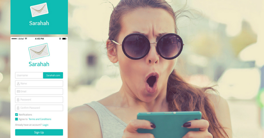 You Need To Know THIS Before You Download The #Sarahah App!