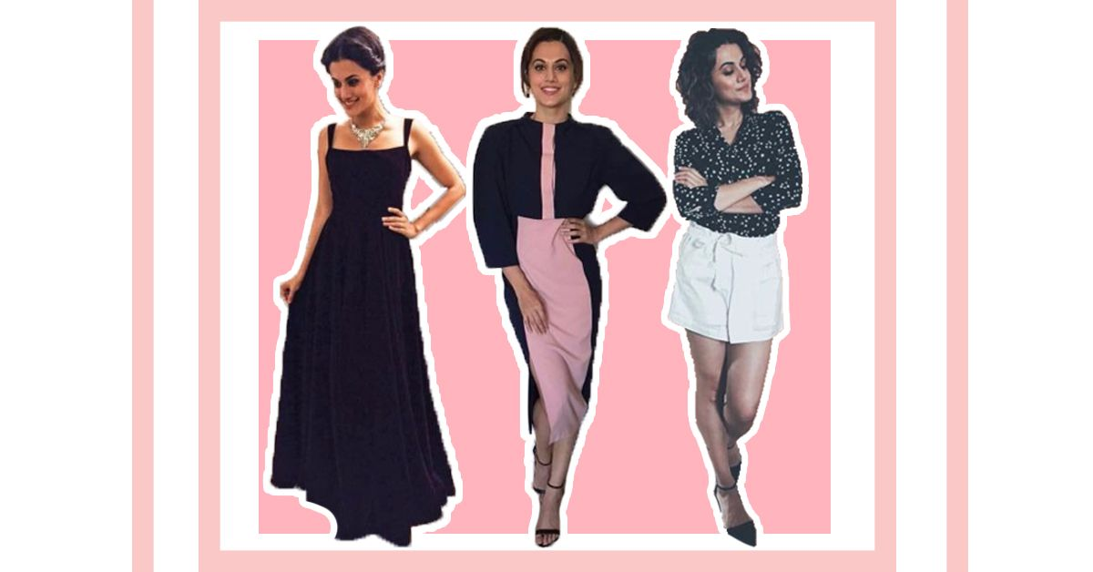 10 Reasons Taapsee Pannu Is The Fashion Icon To Watch Out For!