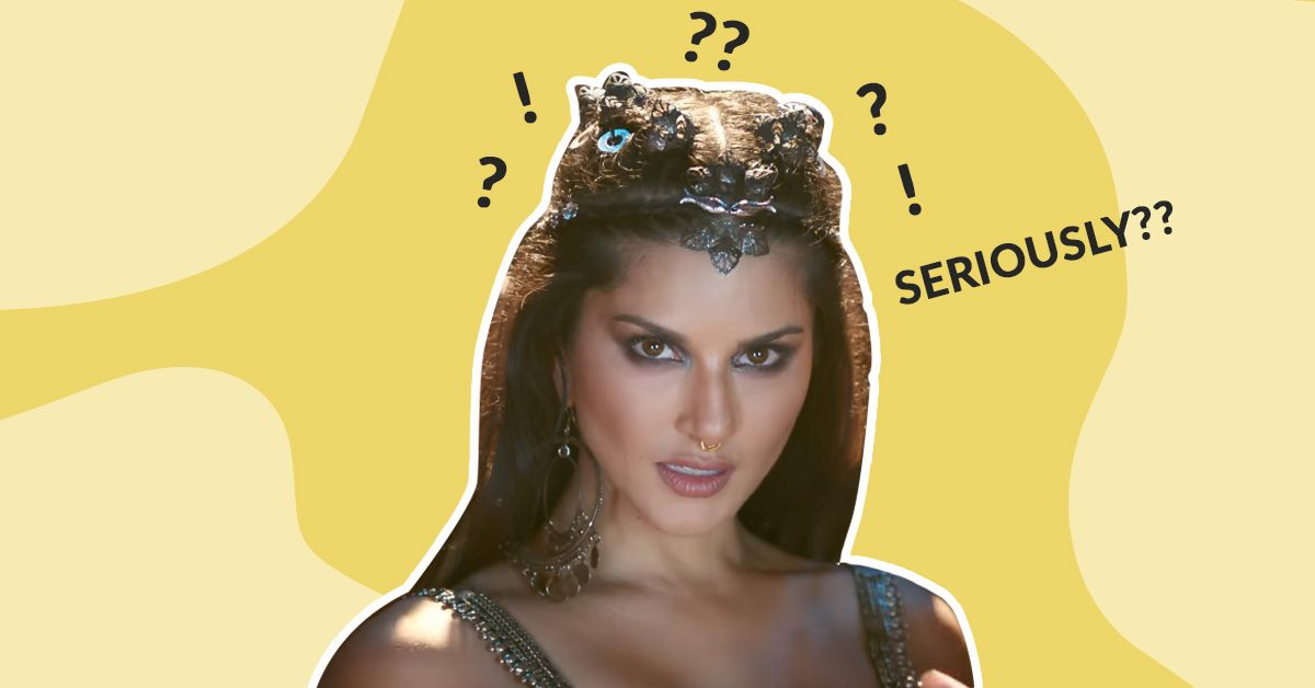 10 WTF Thoughts We Had While Watching Sunny Leone's New Song!
