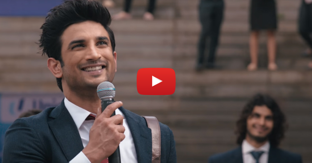 Sushant Singh Rajput Just Won Our Hearts With This AMAZING Ad!
