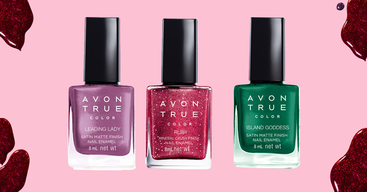 The Prettiest Nail Paints For ALL You Girls Out There!
