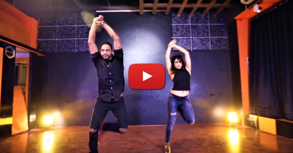 Turn Up The Heat With This Choreography On 'Bandook Meri Laila'