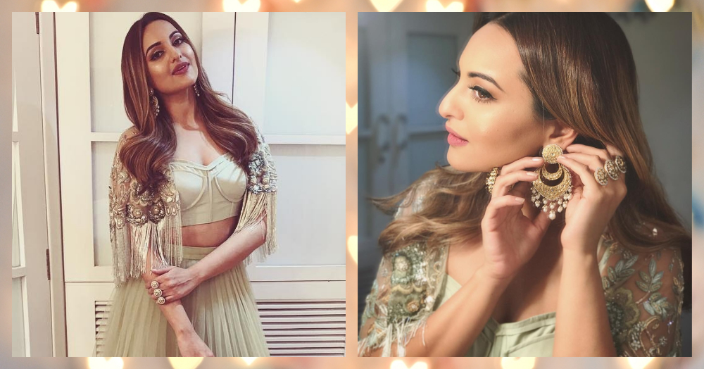 Sonakshi Sinha's Recent Pictures On Insta Is What EVERY Bride Needs To See!