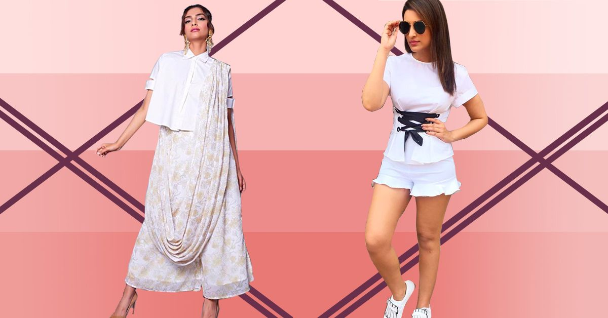 Monotone Magic: 9 Simple Ways To Wear One Colour From Head To Toe!