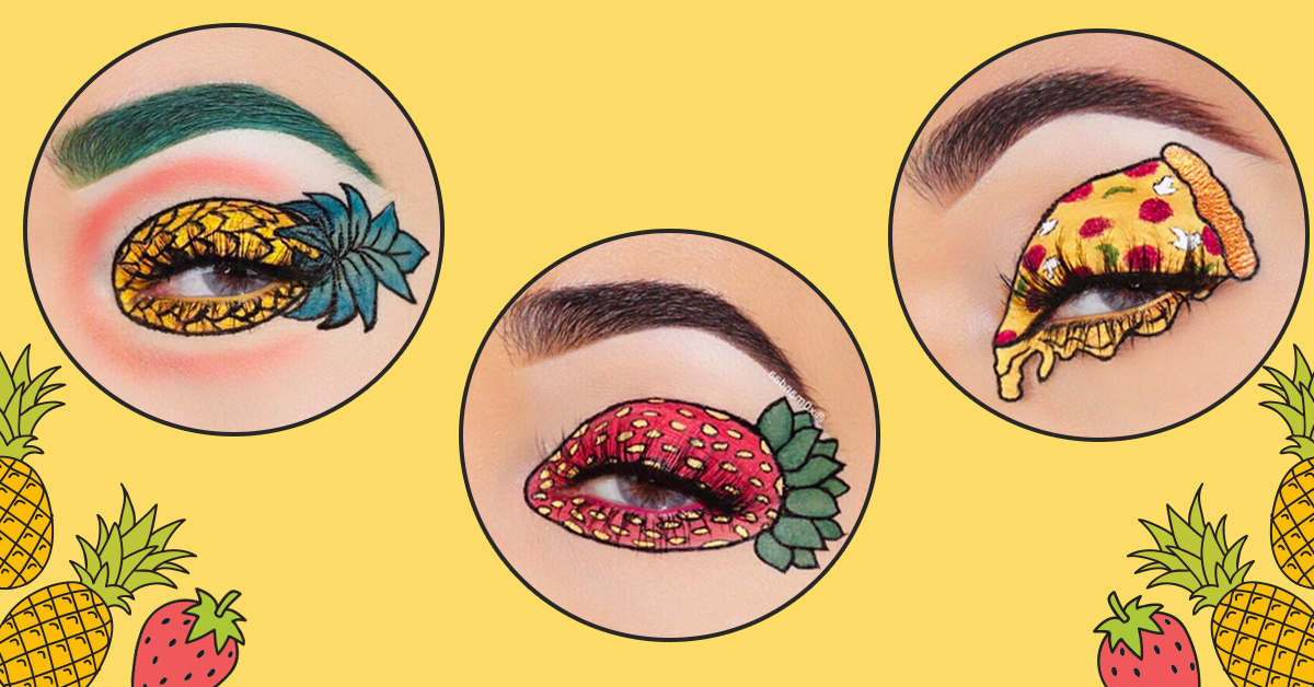 Eye See Food: These Eyeshadow Looks Are Good Enough To Eat!