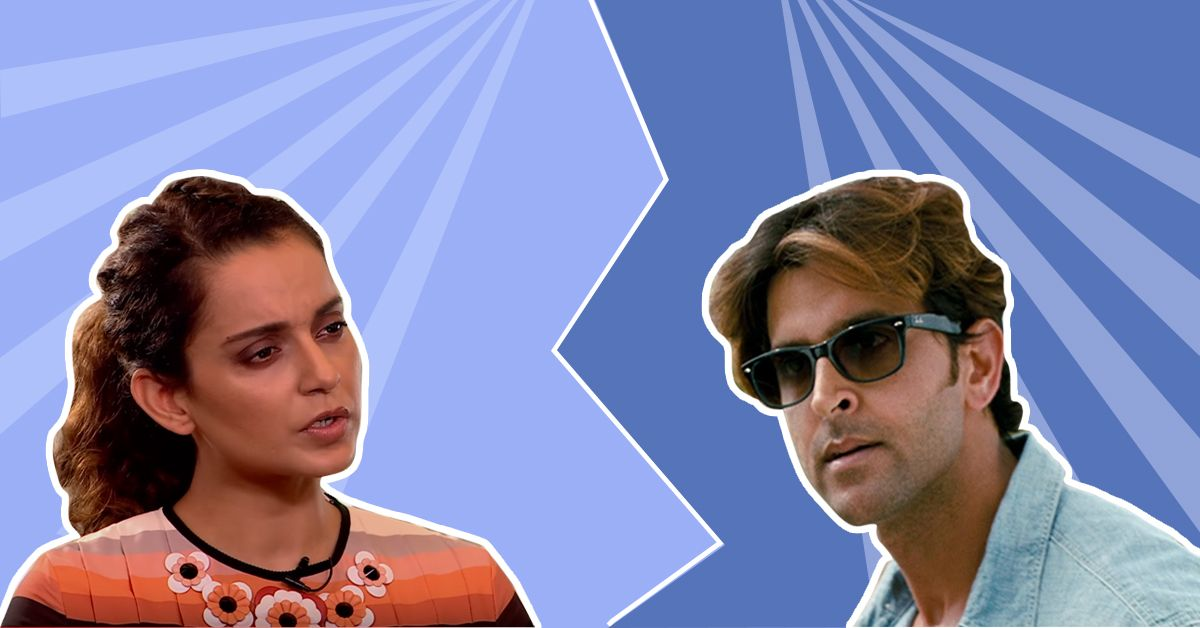 'I Am Not Sorry' - Kangana Slams Hrithik In THIS Interview Like A Badass