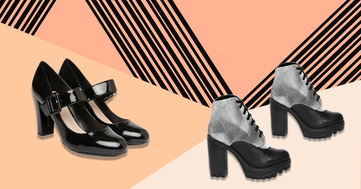 9 Fab Shoe Styles That'll Make You Wish Winter Arrives Sooner!
