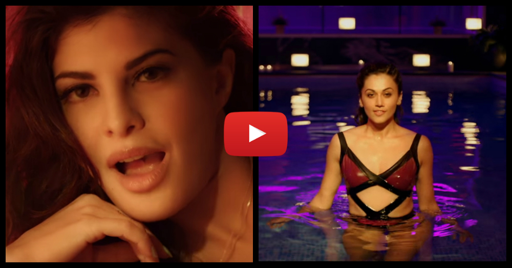 Move Over Varun, Taapsee & Jacqueline Will Steal Your Heart In THIS Song