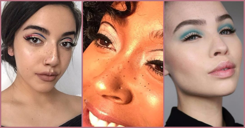 #HotRightNow: The Eye Makeup Trend We're Currently Crushing On!