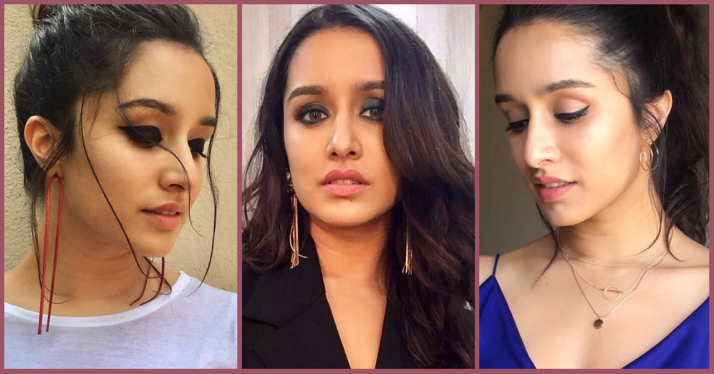 #MakeupWin: You Will Want To Copy Shraddha's Eye Makeup Looks STAT!