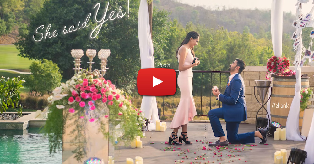 He Got Together With Her Family To Plan The *Cutest* Proposal EVER!