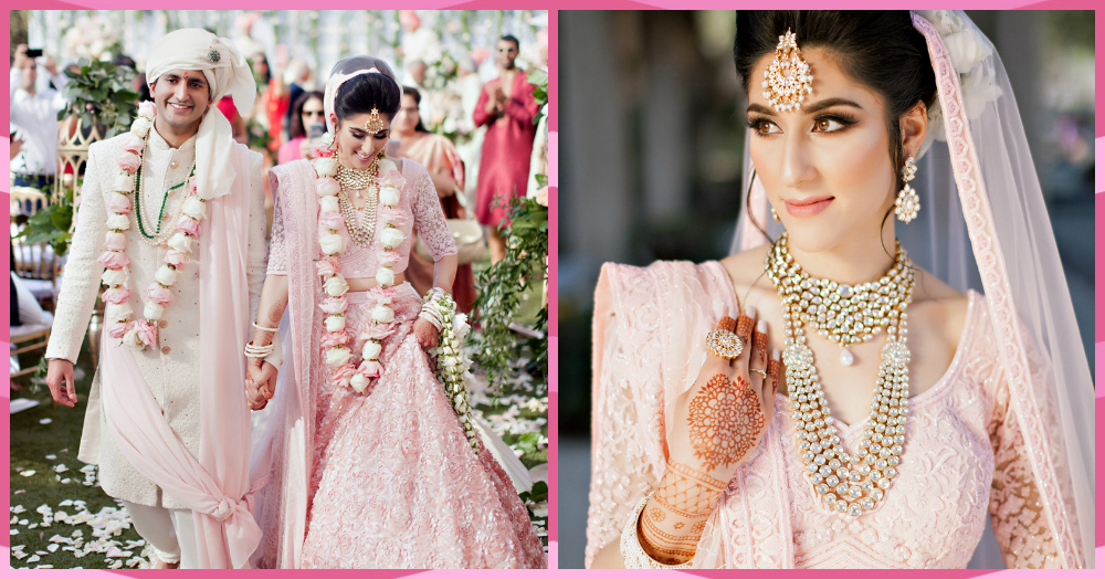 Ex-Miss India USA Got Married & Her *Fairytale* Wedding Will Give You All The Feels!