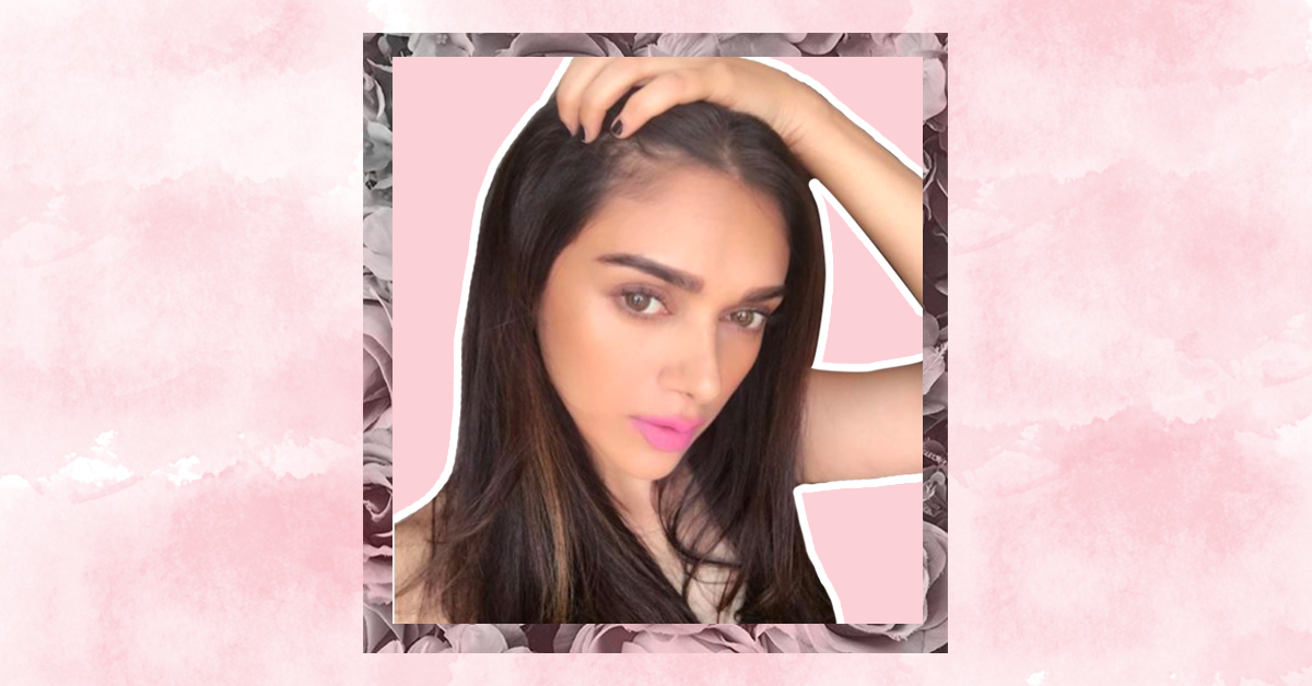 Aditi Rao Hydari's No Make-up Look Is So Cool For The September Heat!