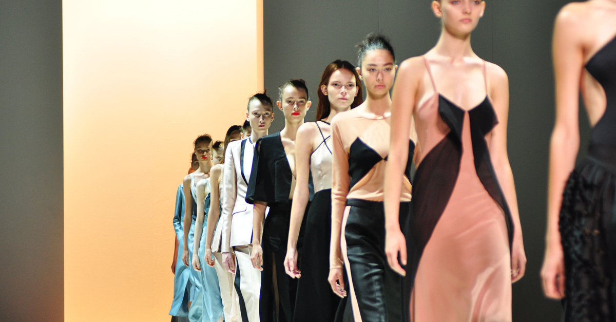 Top Three Reasons We Can't Wait For London Fashion Week!