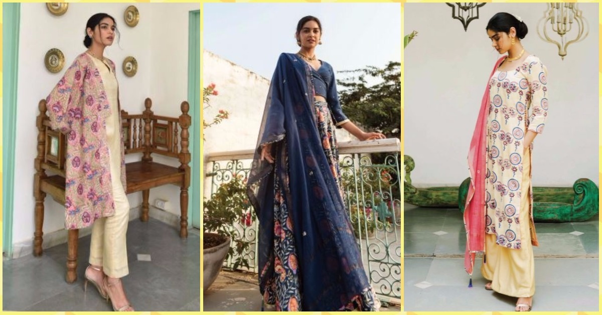 This Celeb-Approved Label's Festive Wear Will Channel The Desi Girl In You!